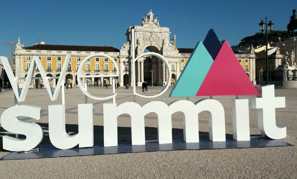 Aqui acontece a Web Summit – 6 a 9 denovembro