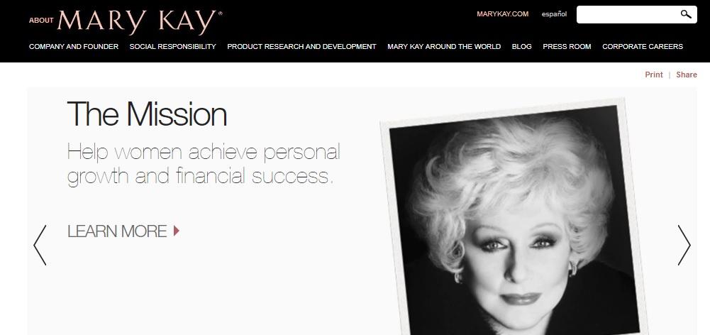 Vidas Inspiradoras – O legado de Mary KayAsh