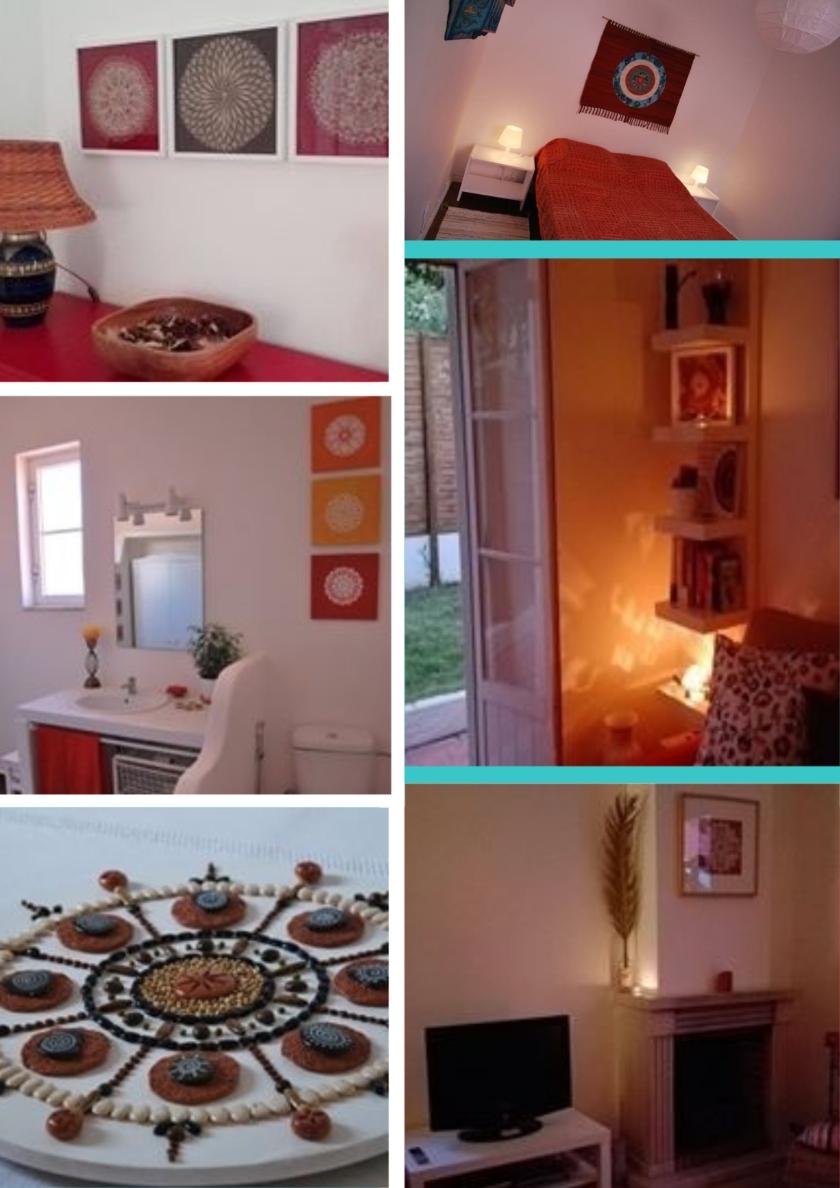 Mandala House - Interior