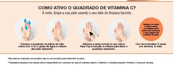 ativar VitaC