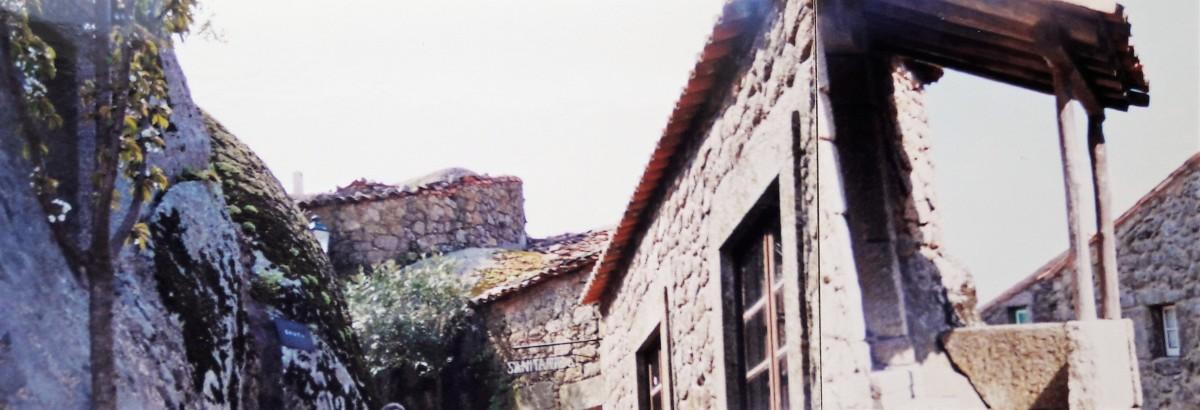 À descoberta de aldeias históricas,  Almeida, Belmonte eMonsanto