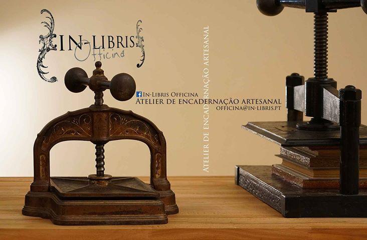 Paulo Gaspar Ferreira e o projetoIn-Libris