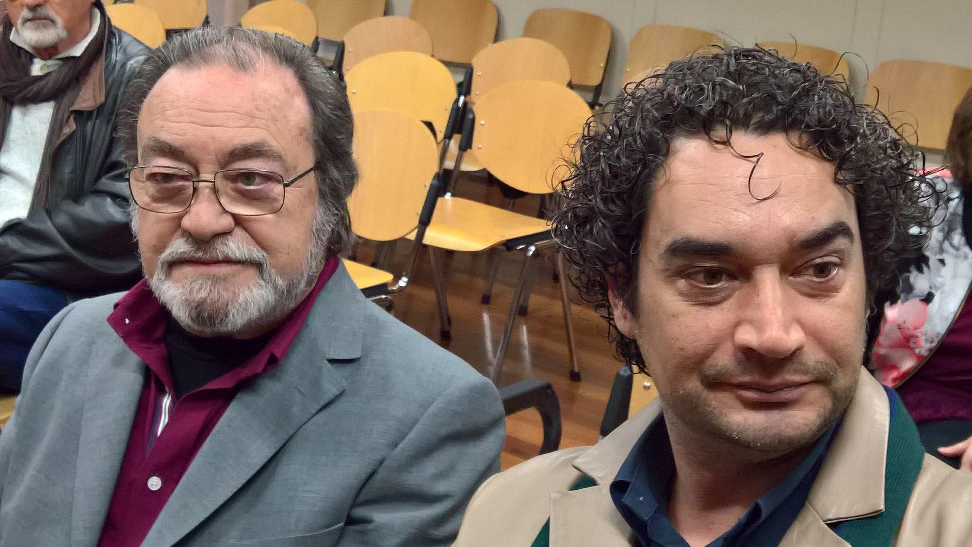Nuno e Jorge