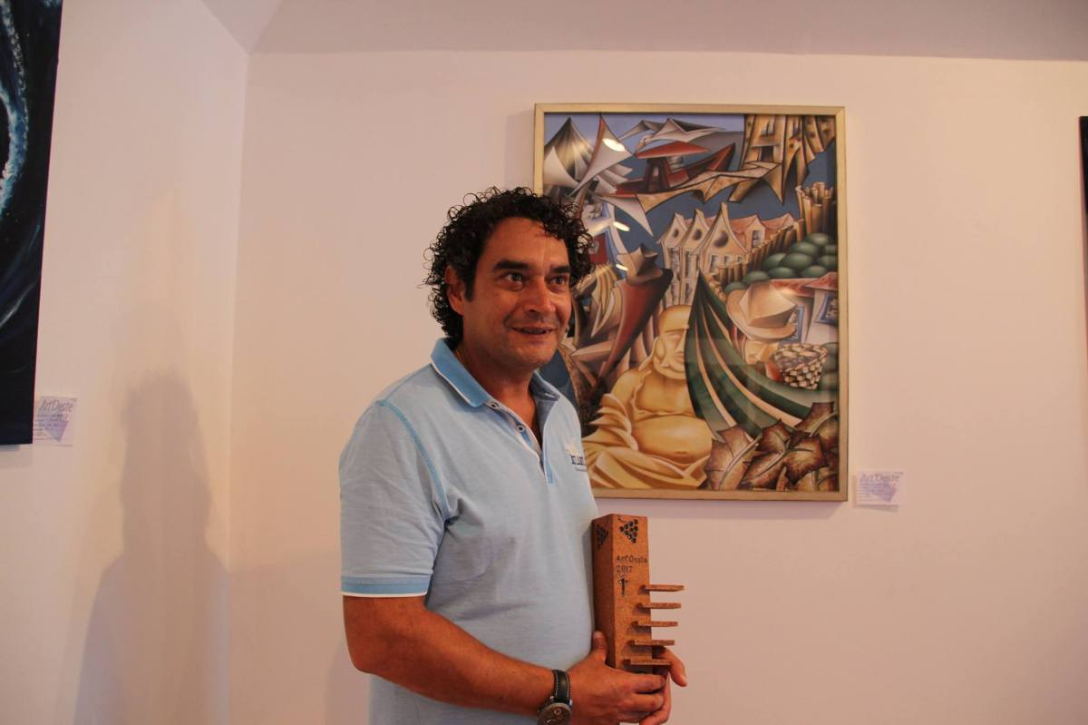 Nuno Confraria – Artistaplástico