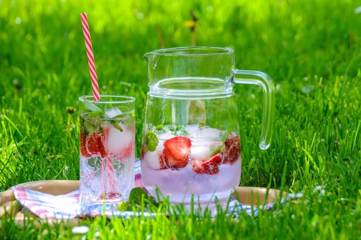 Beba Água … simplesmentesaborosa!