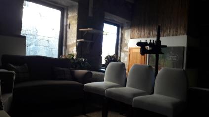 sala Quinta vila