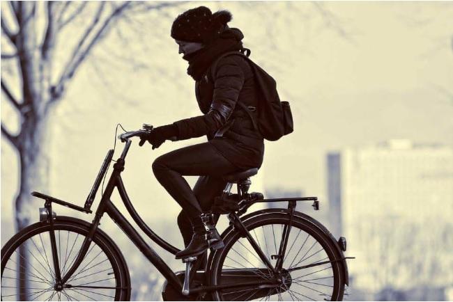 Eu na Bicicleta – Projeto em votação noOPP