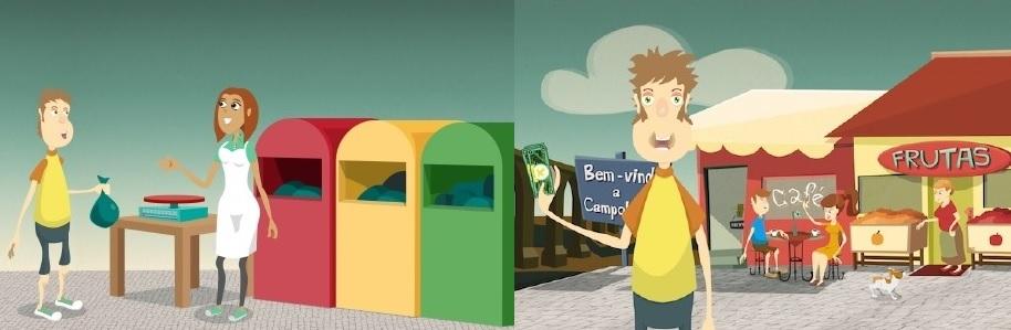 """""""Pago em Lixo"""" uma ideia sedutora – Junta de Freguesia deCampolide"""
