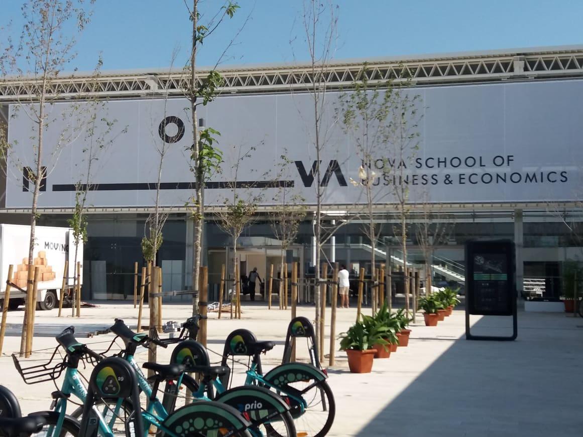 A nova Faculdade de Economia daNova!