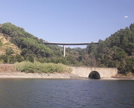 ponte antiga e nova