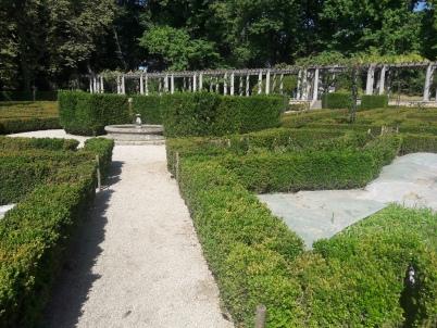 serralves jardim